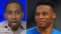 The Rockets are still James Harden's team after Russell Westbrook trade - Stephen A. _ SportsCenter