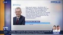 Impôts, logement social, rénovations... Face aux polémiques, François de Rugy contre-attaque