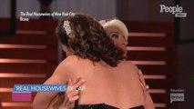 Dorinda Medley and Luann de Lesseps Hug and Make Up After Emotional 'RHONY' Reunion Fight