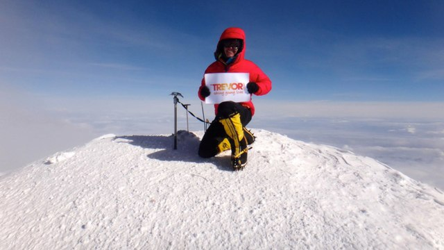 Family of Explorers Scales Summits for Adventure and Meaningful Causes
