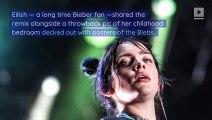 Billie Eilish Releases 'Bad Guy' Remix With Justin Bieber