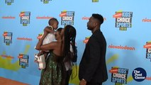 Dwyane Wade's Baby Steals The Show At Nickelodeon Sports Awards