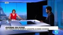Syrie : Des combats décisifs mais très limités autour d'Idleb