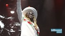 Lil Wayne Assures Fans He Won't Be Bailing on North American Trek | Billboard News