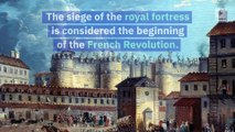 This Day in History: French Revolutionaries Storm the Bastille (Sunday, July 14)