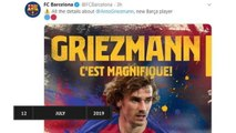 How Griezmann got to Barcelona