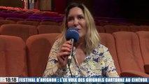 Festival d'Avignon : la voix des Guignols au Cinévox