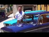 Fernando Salvador. 50 aniversario del SEAT 1430