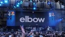 Gli Elbow dal vivo al Lucca Summer Festival