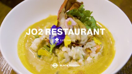 Hawaiian-Inspired Cuisine in Modern Surrounds