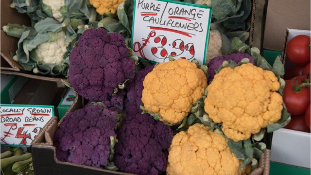 The Quirks Of Farmers Market Foods