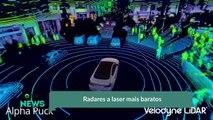 Radares a laser mais baratos