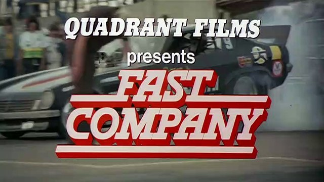 Fast Company movie