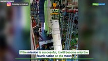 India could become the fourth country to soft land on the moon. Do you know the other three?