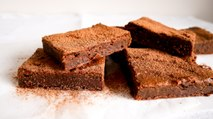 Vegan Black Bean Brownies - Recipe RFHB