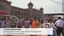 Chinese workers move back to interiors as migration to cities slows down