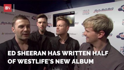 Ed Sheeran Is A Busy Song Writer