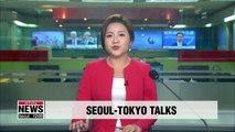 S. Korea and Japan make little progress in talks over Tokyo's trade restrictions