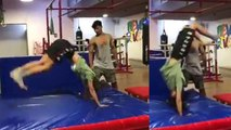 Disha Patani's this video will leave you in shock; Watch video | Boldsky