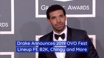 Drake Gives Details On The Latest OVO Fest