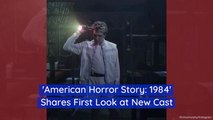 This Is The Cast Of 'American Horror Story: 1984'