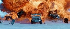 FAST And FURIOUS Hobbs And Shaw Film - Dwayne Johnson, Jason Statham