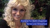 You Can Watch Beth Chapman's Funeral