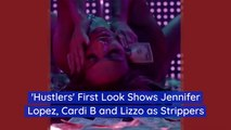 These Stars Are Hot 'Hustlers' And Strippers