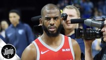 Heat Pistons Timberwolves What's next for Chris Paul _ The Jump