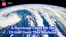 The American Gulf Prepares For A Big Storm