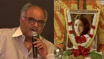 Boney Kapoor's angry reaction on Sridevi's controversy | FilmiBeat