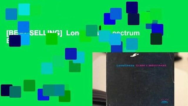 [BEST SELLING]  Loneliness (Spectrum Books)