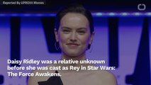 Daisy Ridley Cried After Final Star Wars Scene