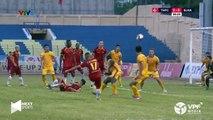 Lập cú đúp sau án treo giò, Rimario giúp tân HLV Vũ Quang Bảo có thắng lợi ngay ngày ra mắt