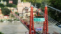 Iconic Lakshman Jhula in distress, to be closed down   Oneindia News
