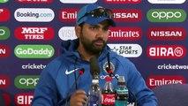 Post Match Press Conference India vs Sri Lanka _ ICC Cricket World Cup 2019