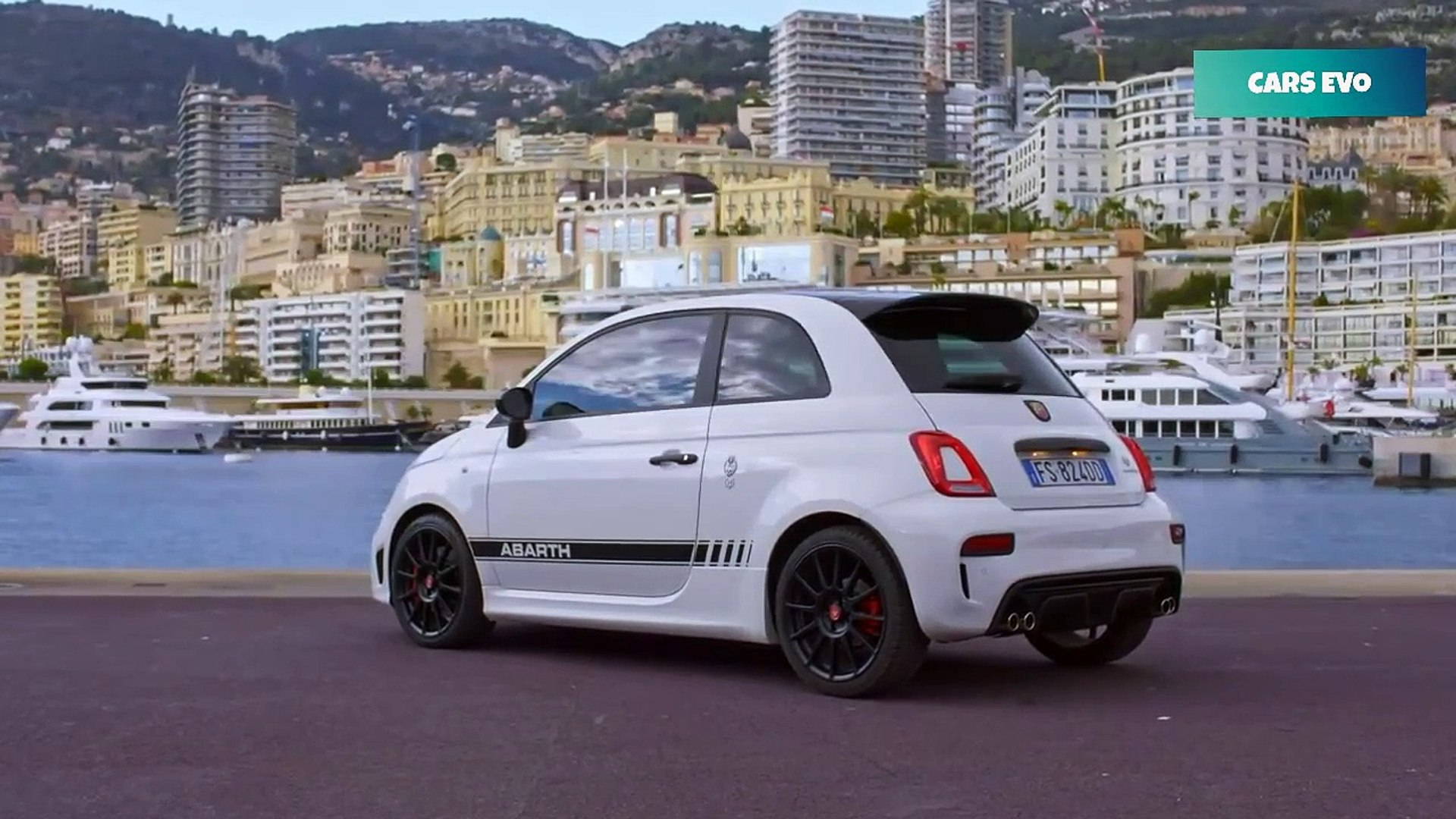 2019 Abarth 595 Competizione - Performance And Style