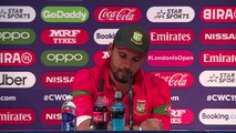 Post Match Press Conference Pakistan vs Bangladesh _ ICC Cricket World Cup 2019