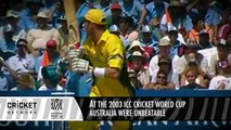 Ponting's World Cup Memories _ UNDEFEATED in 2003 _ PART 2 _ ICC Cricket World Cup 2019