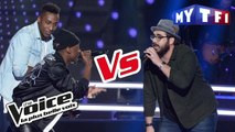 Vincent VS Fonetyk & Dama - « Hall of Fame » (The Script ft. Will I Am)    The Voice...