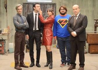 ¿Cuál es su superhéroe o superheroína que prefieren Brays Efe, Javier Rey, Verónica Echegui y David Galán Galindo? 2ª versión