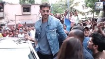 Hrithik Roshan Surprises His Fans Watching Super 30
