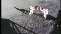 Apollo 11 moon landing highlights from CBS News