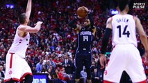 NBA Playoffs: Upsets and an upset Kevin Durant define day one