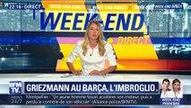 Griezman au Barça, l'imbroglio