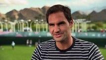 Federer, Nadal and Nishikori look ahead ot the BNP Paribas Open in Indian Wells