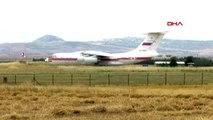 S-400 teslimatında ikinci gün -1