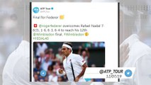 Socialeyesed - World reacts to Federer vs Nadal (1)