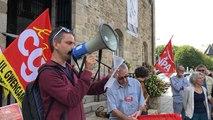 Manifestation de soutien aux migrants