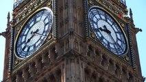 - 160 Yaşına Giren Dünyaca Ünlü Saat Kulesi Bigben'in Restorasyonu Sürüyor